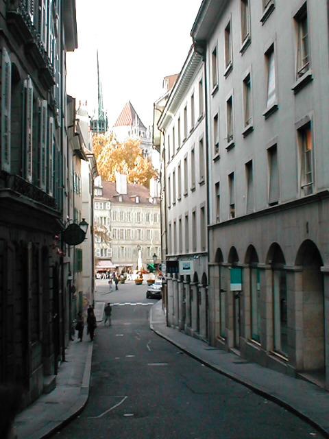 Vieille Rue Ville