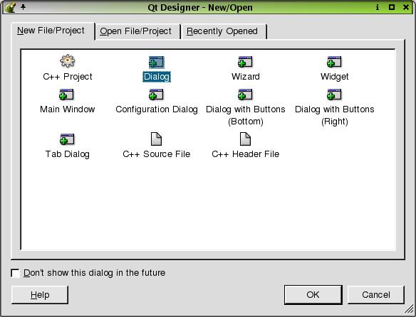 Qt documentation : designer-manual-13