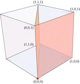 Cube Convex Cone