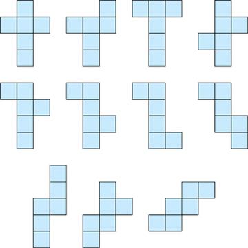 Cube Nets