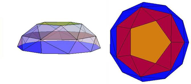 Polyhedron 5,7,11