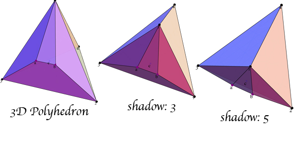 Polyhedron Shadows