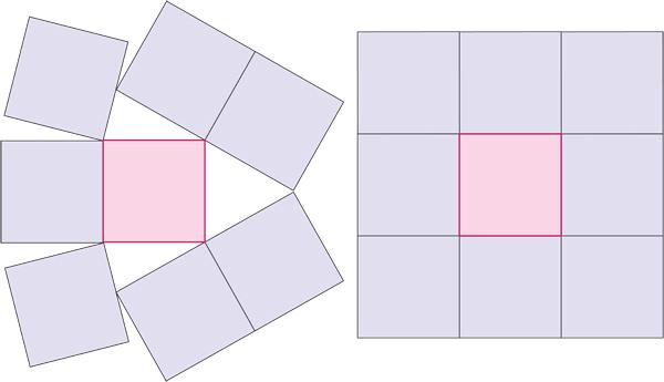 SquareKissing