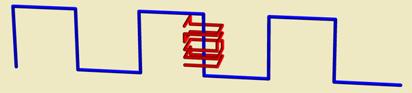 TangledSnakeSpiral