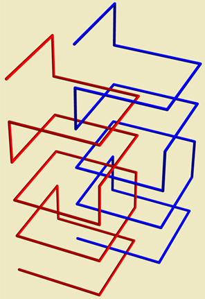 TangledSpirals