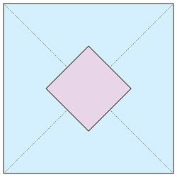 Square Wrapping Cube