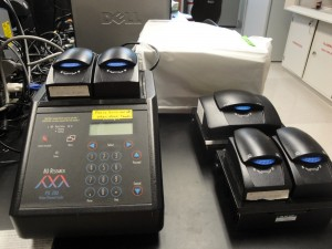 MJ PCR Machine