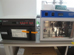 UV Crosslinker and Incubator