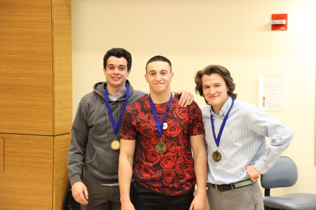 We R dem boys. Fedor Arkhipov, Dylan Cox, Hunter Beck