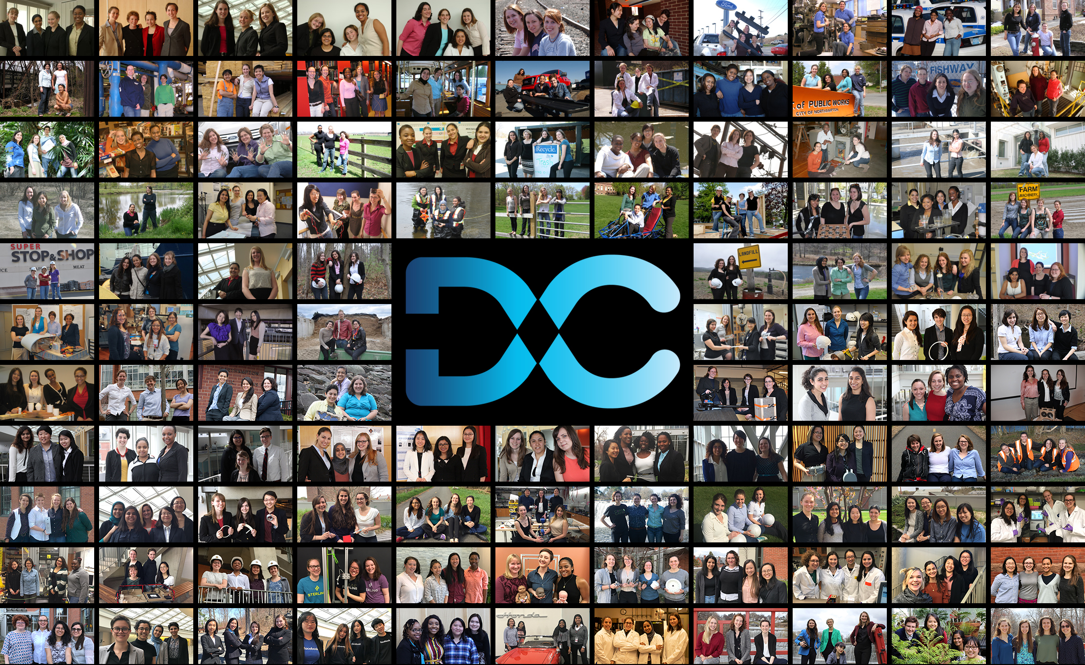 DC Team Collage