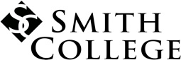 logo_smithcollegevertical_bw
