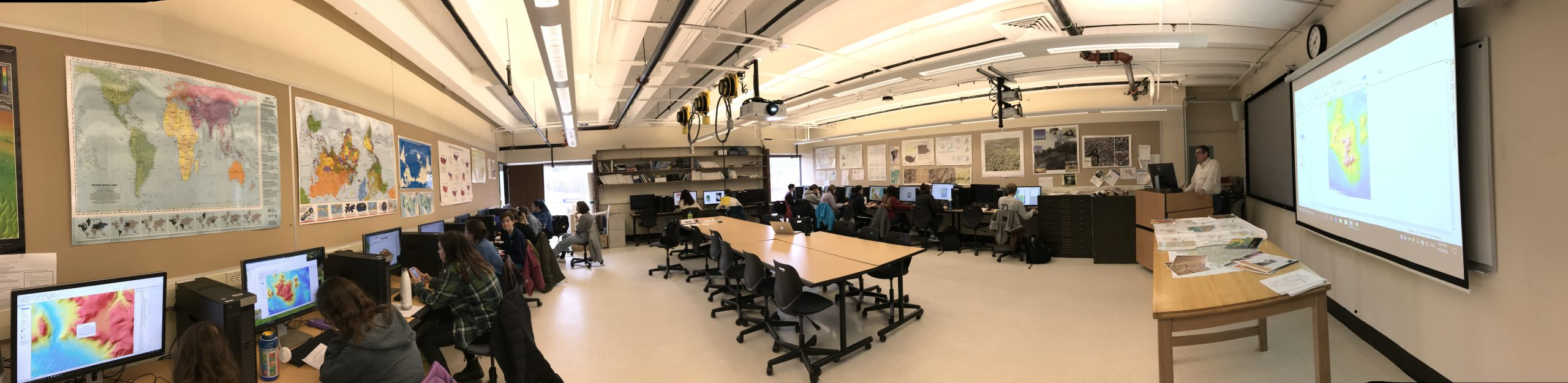 Smith College Spatial Analysis Lab