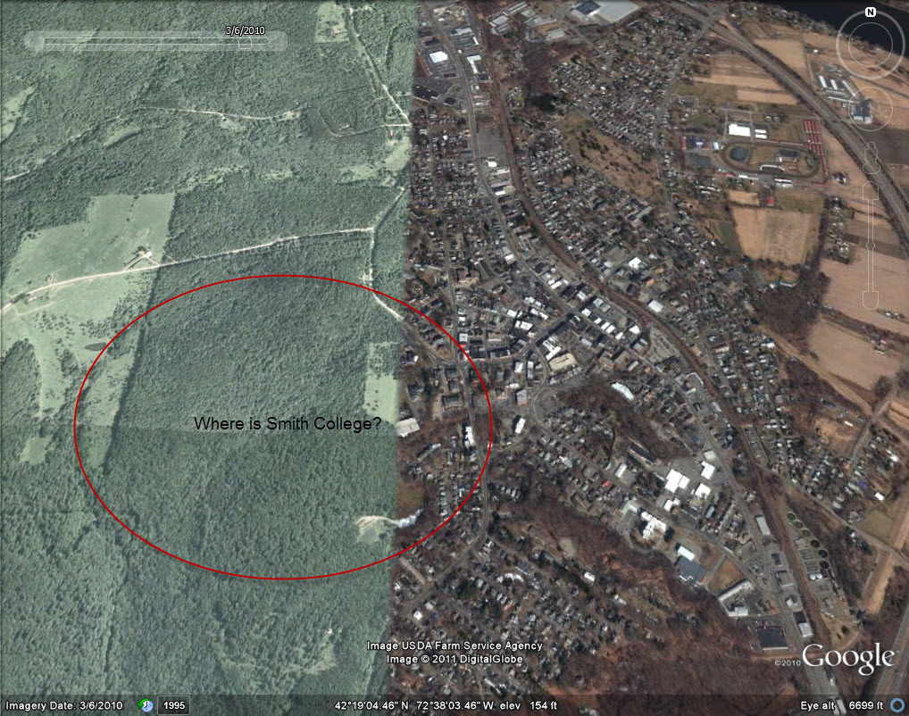 Google Earth Imagery Updates and Curiosities - Smith GIS