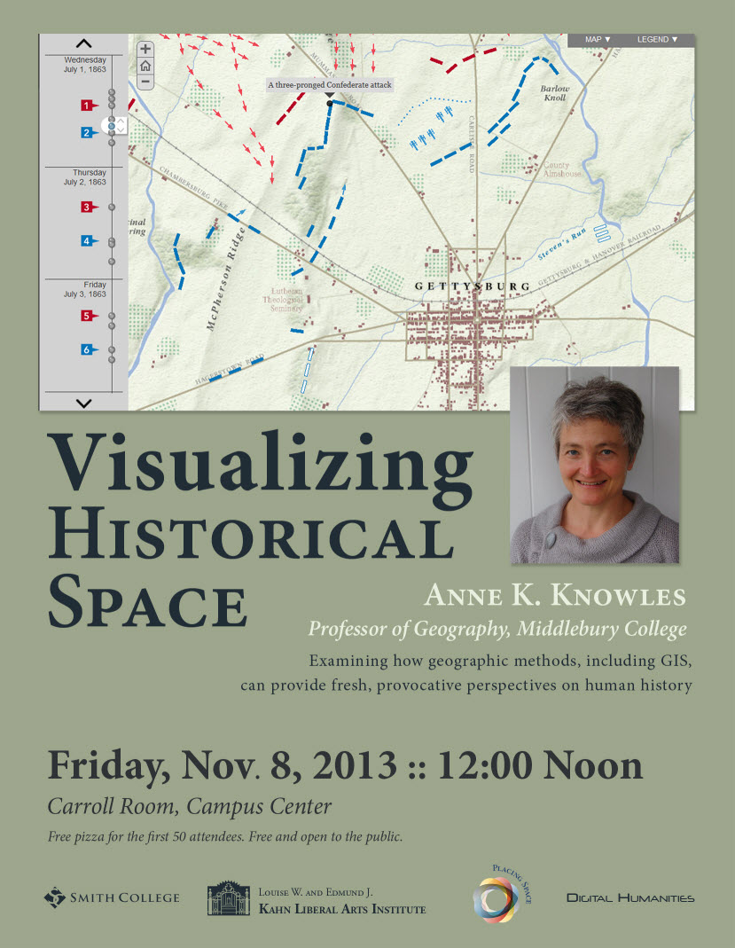 Visualizing Historical Space