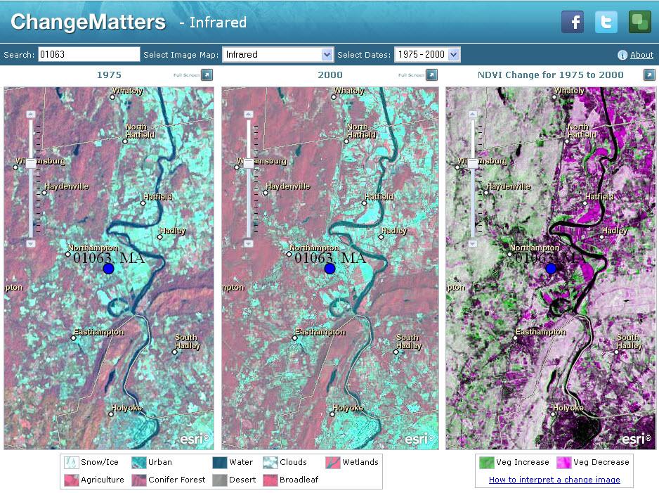 Landsat Imagery Services