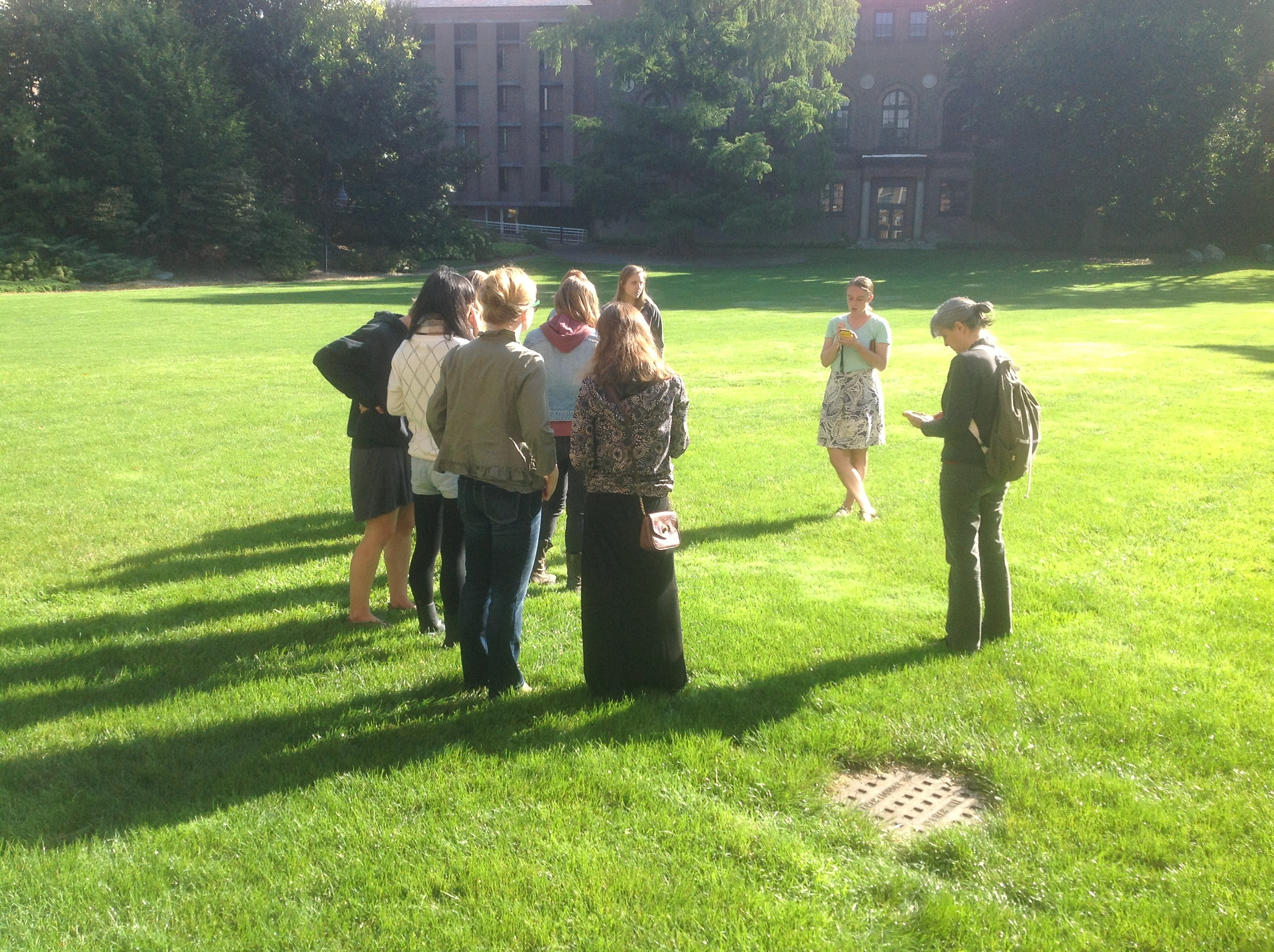 GPS Workshops for Summer Research