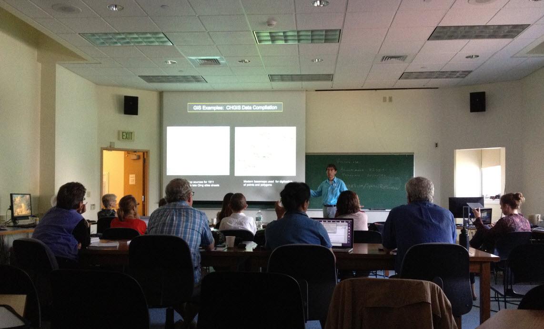 Fall 2014 Workshops