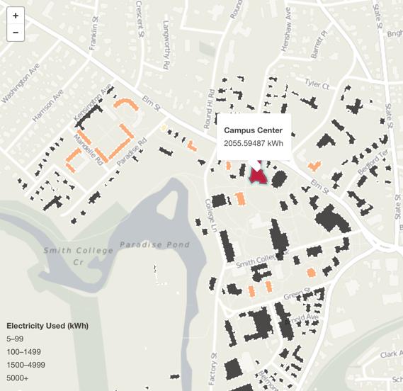 Wrapping up Web GIS at UMass