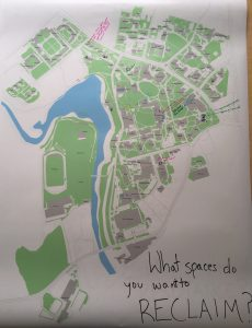 Rewriting Our Campus Through Mapping