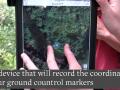 marking ground control - ipad interface